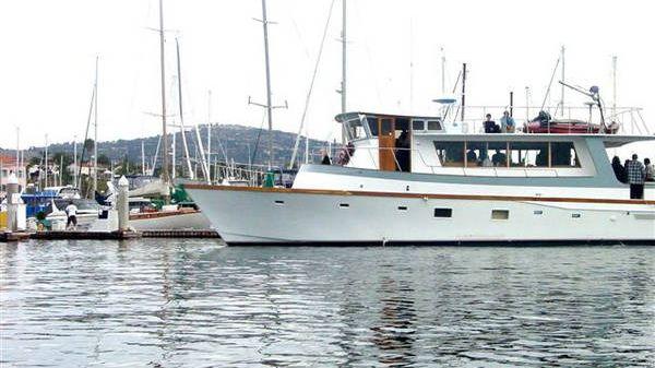 Mason Bragg Custom Yacht