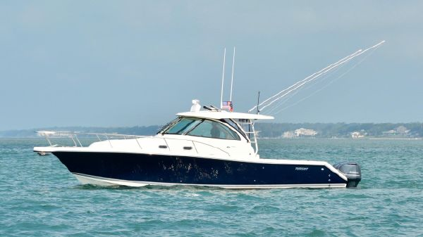 Pursuit OS 385 Offshore