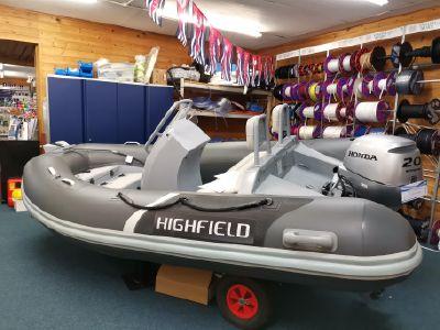 2016 Highfield<span>Ocean Master 350</span>