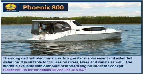 Dalpol Yacht Phoenix 800