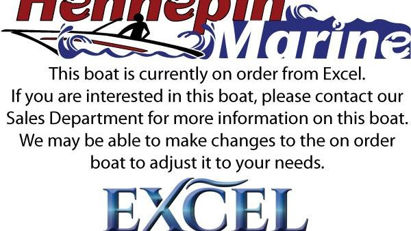 Excel 1860 Shallow Water Pro Hull