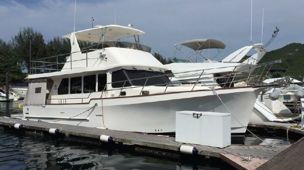 Explorer 46 Motor Yacht