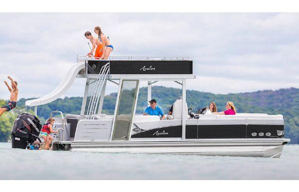 2019 Avalon Catalina Platinum Cruise Funship - 27'