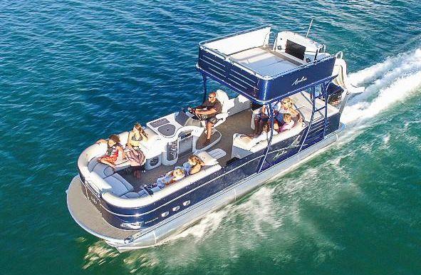2019 Avalon Catalina Platinum Cruise Funship - 25'