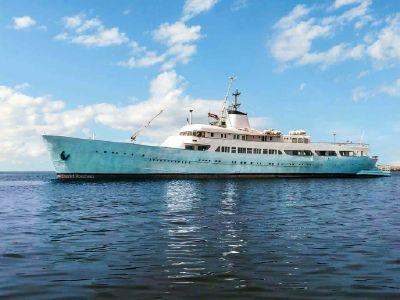 1961 Custom<span>Titovo Brodogradiliste Motor Yacht</span>