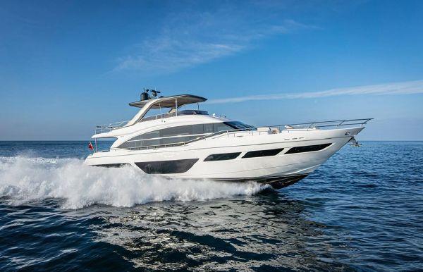 2022 Princess Y78 Motor Yacht