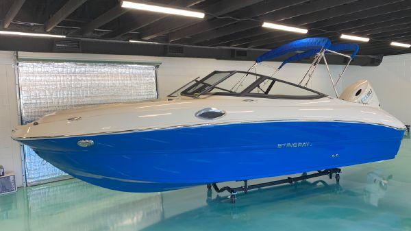 Stingray 214 LR