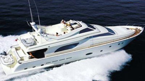 Ferretti Yachts 810 RPH
