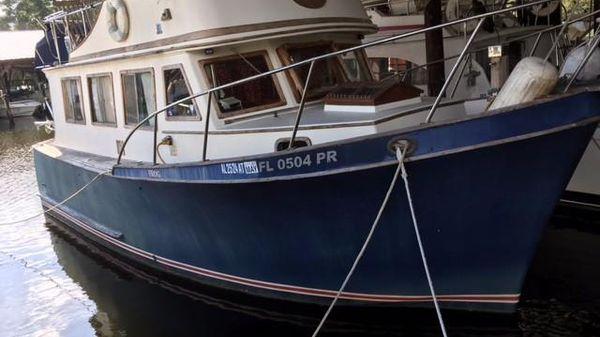Marine Trader Sedan