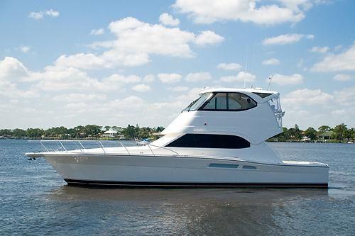 Riviera 47 Enclosed Flybridge Series II