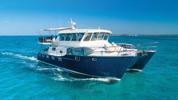 Portsmouth 52 Power Catamaran