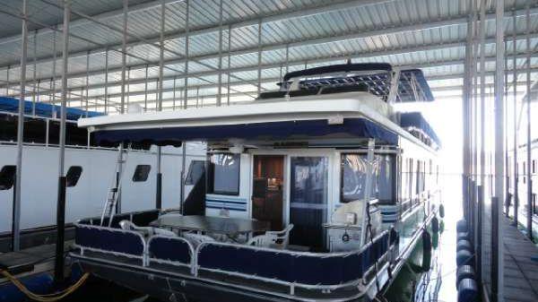 Sumerset 65' X 16' Houseboat