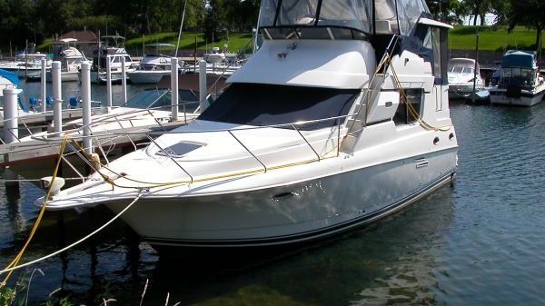 Silverton 322 MOTORYACHT Photo 1