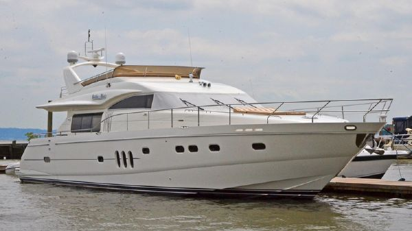 Viking Sport Cruisers 75 Motor Yacht Starboard