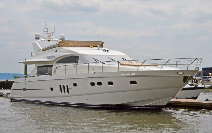 2006 Viking Sport Cruisers 75 Motor Yacht