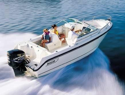 Boston Whaler 210 Ventura Manufacturer Provided Image: 210 Ventura