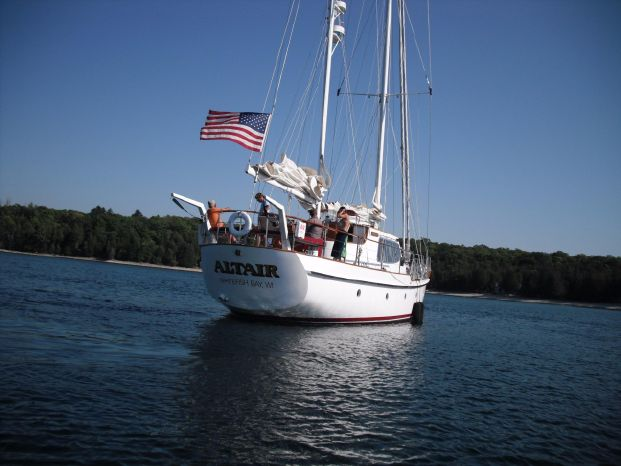 1982 Don Brooke - Export Yachts Sell Maine