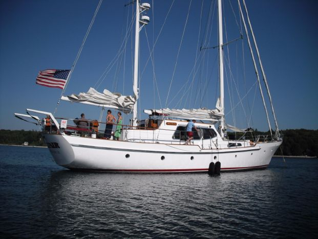 1982 Don Brooke - Export Yachts Sell New England