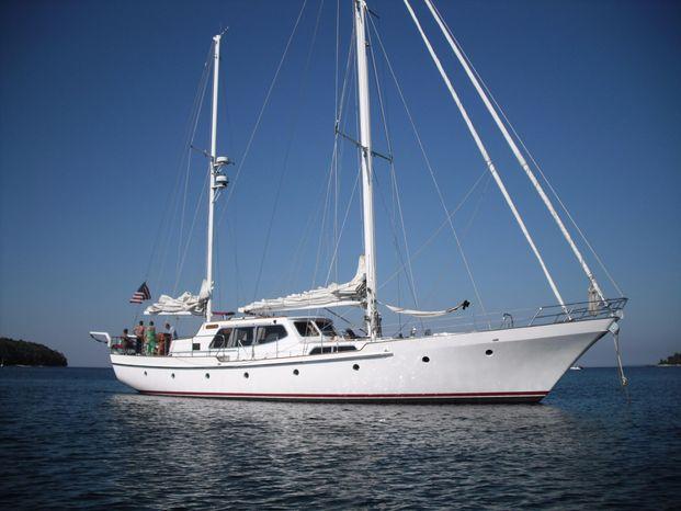 1982 Don Brooke - Export Yachts