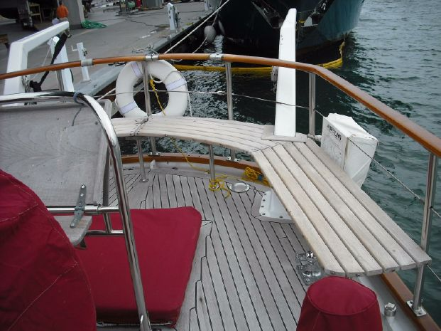 1982 Don Brooke - Export Yachts For Sale Brokerage