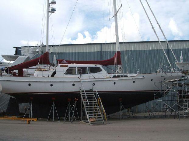 1982 Don Brooke - Export Yachts For Sale Massachusetts