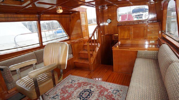 1982 Don Brooke - Export Yachts Brokerage Sell