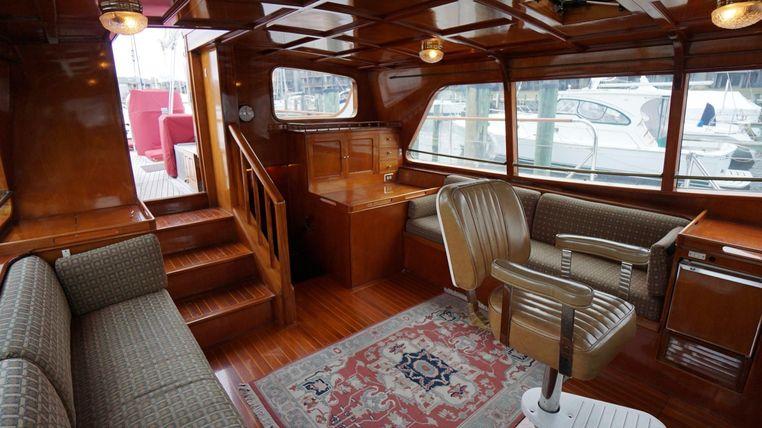 1982 Don Brooke - Export Yachts Brokerage Buy