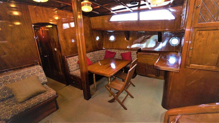 1982 Don Brooke - Export Yachts Brokerage Connecticut