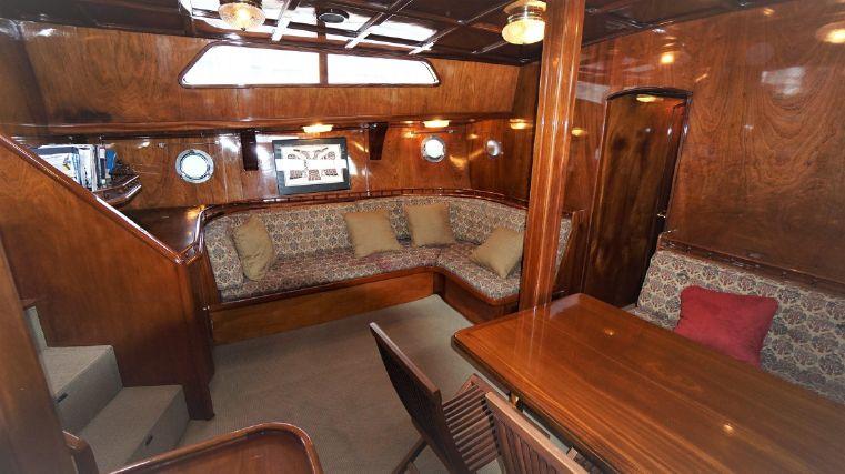 1982 Don Brooke - Export Yachts Brokerage Maine