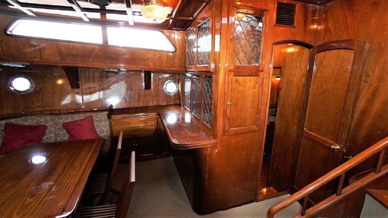 1982 Don Brooke - Export Yachts BoatsalesListing Connecticut