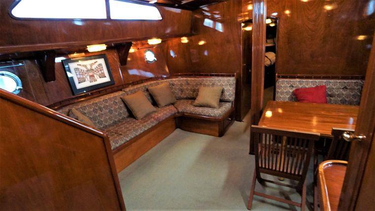 1982 Don Brooke - Export Yachts Brokerage Massachusetts