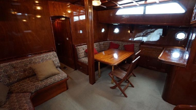 1982 Don Brooke - Export Yachts BoatsalesListing Broker