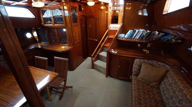 1982 Don Brooke - Export Yachts BoatsalesListing Massachusetts