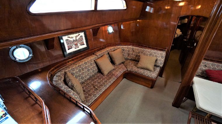 1982 Don Brooke - Export Yachts Brokerage New England