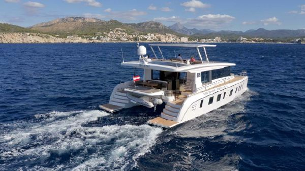 Silent Yachts Silent 55 (DEMO)