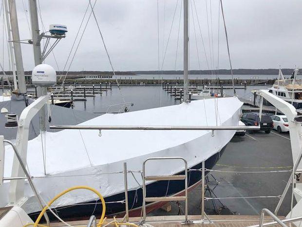 2016 Beneteau Oceanis 60 BoatsalesListing Massachusetts
