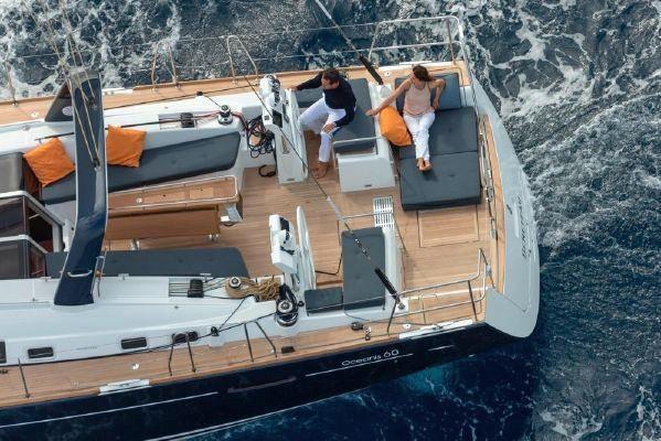 2016 Beneteau Oceanis 60 Purchase Buy