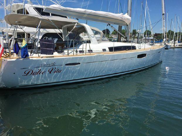 2016 Beneteau Oceanis 60 BoatsalesListing Rhode Island
