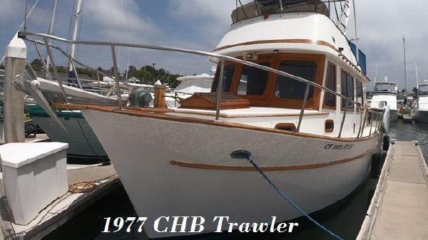 CHB 34Trawler