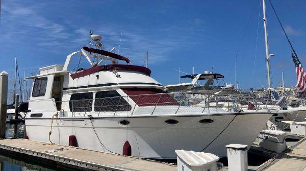 Aquarius Aft Cabin Motoryacht