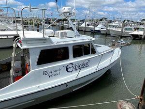 Evans Somerset Dive/Fish Commercial image