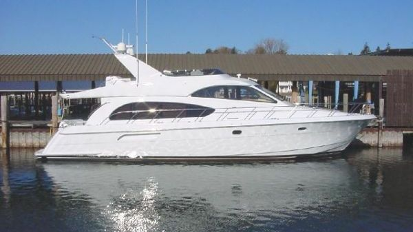 Hatteras 6300 Raised Pilothouse