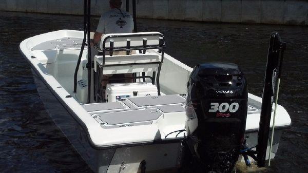 Action Craft Coastal Bay 24 ACE