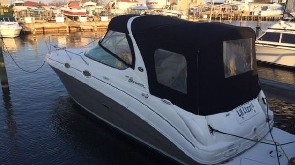 Sea Ray 280 Sundancer w 108 HRS
