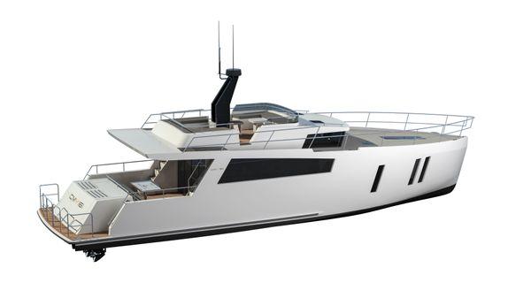Compact Mega Yachts CMY 161