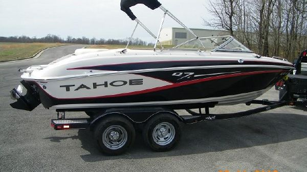 Used Tahoe Power Boats For Sale - Unlimited Marine in United