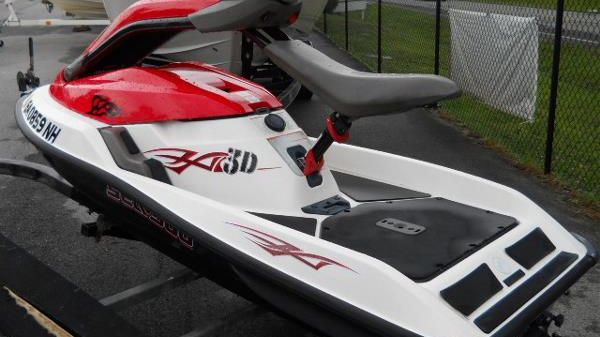 Sea-Doo 3D Base