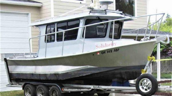 Norvelle Boats Sport Fishing, Work Boat