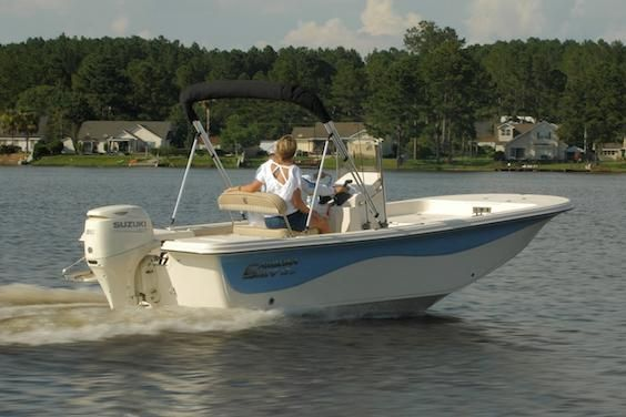 2021 Carolina Skiff 17 LS