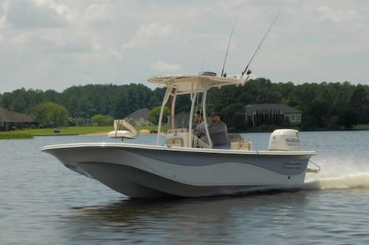 2021 Carolina Skiff 21 LS